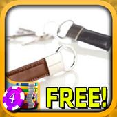 3D Key Fob Slots icon