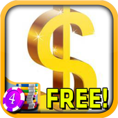 3D Double Dollar Slots icon