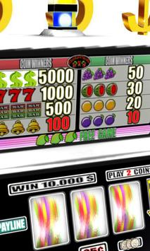 3D Double Dollar Slots screenshot 1