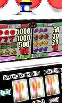 3D Complimentary Slots apk screenshot