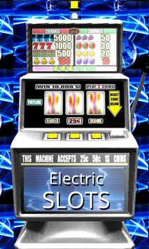 3D Electric Slots poster