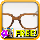 3D Eye Glass Slots icon