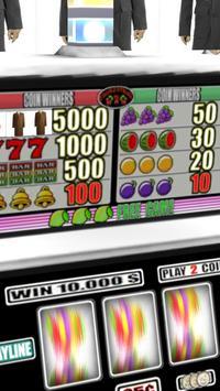 Spiffy Overcoat Slots - Free screenshot 1