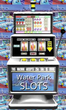 Water Park Slots - Free poster