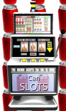 3D Can Slots - Free poster