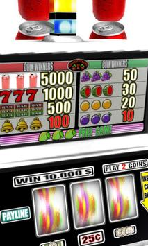 3D Can Slots - Free apk screenshot