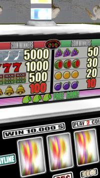 3D Egret Slots - Free screenshot 1