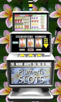 Plumeria Slots - Free poster