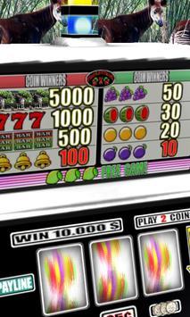 3D Okapi Slots - Free apk screenshot
