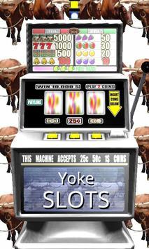 3D Yoke Slots - Free poster