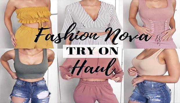 2c11e824053 Fashion Nova Try On Haul for Android - APK Download