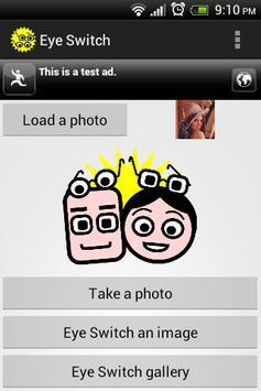 Eye Switch apk screenshot