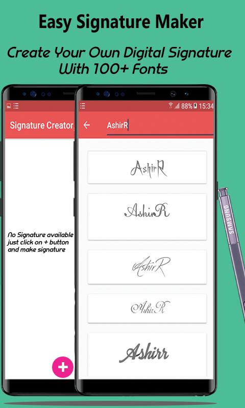 Hand Signature Genrator:Best Signature Style Maker for