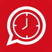 SignClock icon