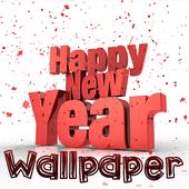 Happy New Year Wallpaper 2016 icon