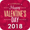 Valentine's Day 2018 icon