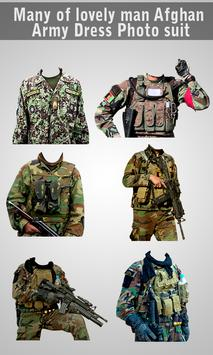 Afghan Army Suit Editor - Uniform changer 2017 poster