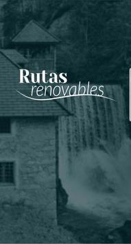Rutas Renovables poster