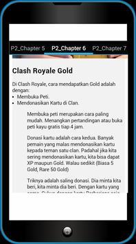 Panduan Clash Royale Indo screenshot 1
