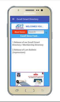 JCI Erode Excell apk screenshot