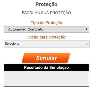 GoPrev Simulação screenshot 2