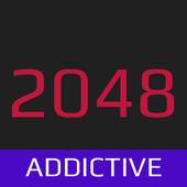2048 Addictive Puzzle Square Game [4x4] icon