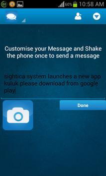 Kuluk : Its just a Shake Away apk screenshot