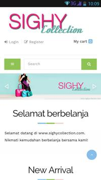 SIghy Collection poster