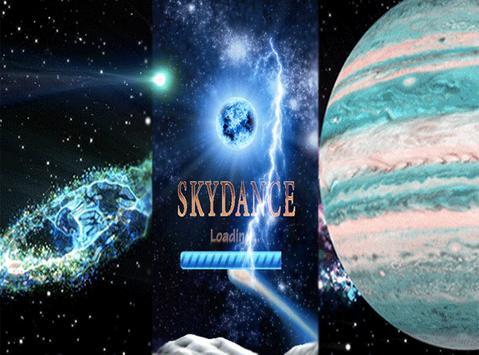Sky Galaxy Dancer apk screenshot