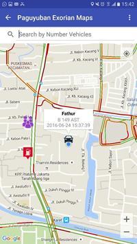 Paguyuban Exorian Maps screenshot 3