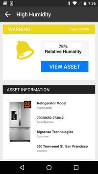 Sigsense for Android apk screenshot