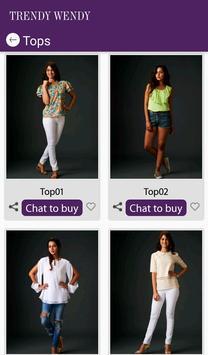 Trendy Wendy apk screenshot