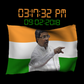 Siddaramaiah Flag Live Wallpapers - Congress icon