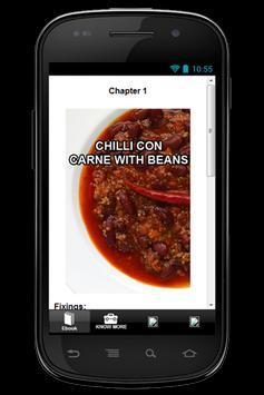 Recipes Chilli Corn With Beans apk screenshot