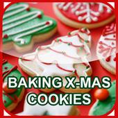 Free Baking Christmas Cookie icon