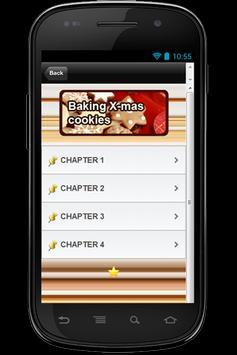 Free Baking Christmas Cookie apk screenshot