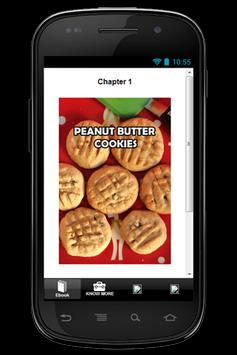Recepie Peanut Butter Cookie apk screenshot