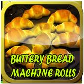 Recipe  Bread Machine Roll icon
