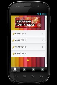 New Year Eve Party Ideas screenshot 1