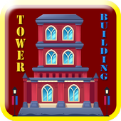 Construct crazy Tower buildings  - Lite icon