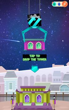Construct crazy Tower buildings  - Lite screenshot 2