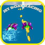 Jet Boat Drive Adventure - Amazing 3d Water Game icon