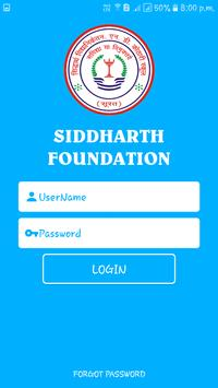 Siddharth Foundation screenshot 1