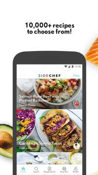 SideChef: Plan, Cook, Shop скриншот приложения