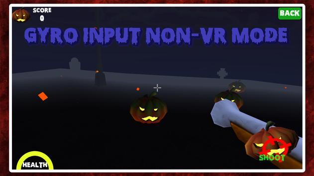 Halloween Hunter - Horror VR | Can you survive ? apk screenshot