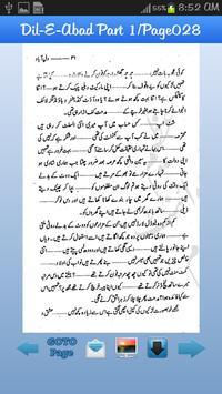 Dil-E-Abad Part 1 apk screenshot