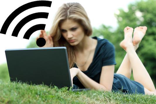 Wi Fi Password Hacker Prank poster