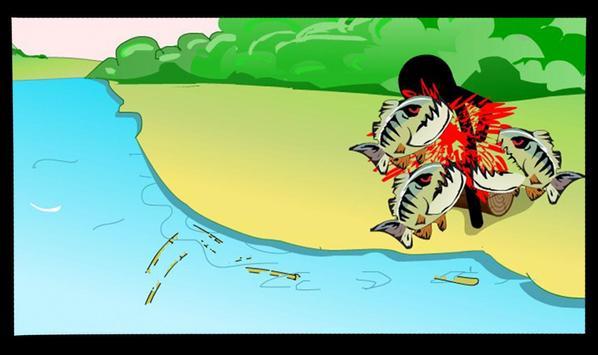 Stickman Fishing poster