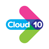 Cloud10 world icon