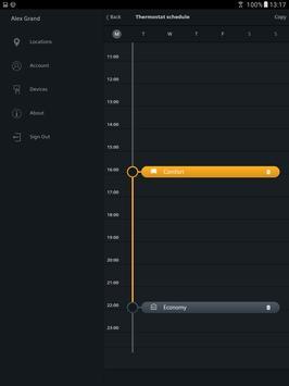 Siemens Smart Thermostat RDS screenshot 5
